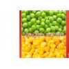 速冻青豆玉米粒组合共4斤冷冻蔬菜甜玉米粒 甜青豆什锦三色菜包邮